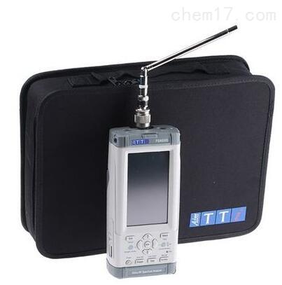 手持式频谱分析仪分析表