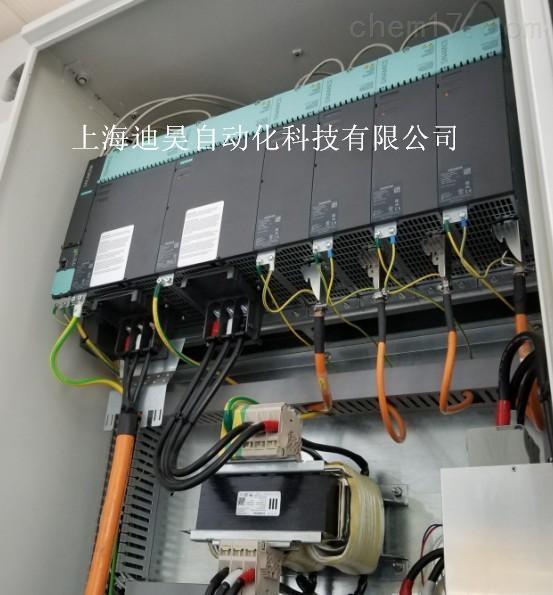 西门子S120电机控制器过载维修