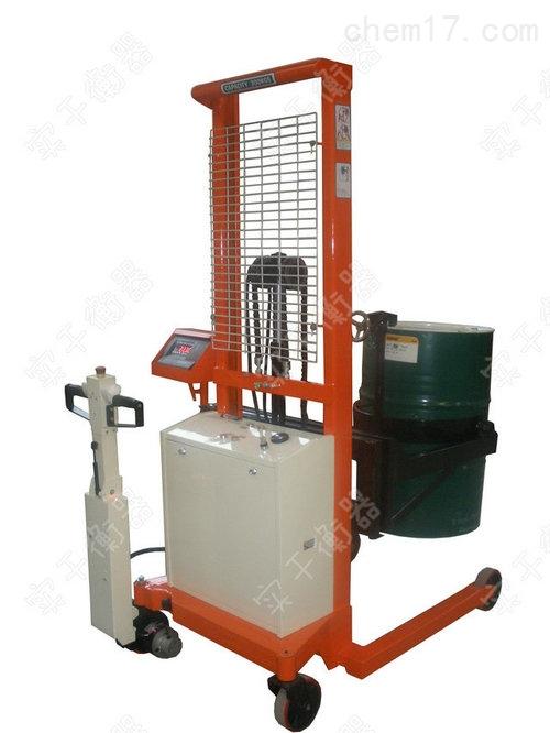 300KG油桶秤,油桶倒料秤,电动倒油桶电子秤