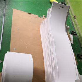 5mm四氟板楼梯用5mm聚四氟乙烯板性能