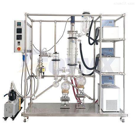 玻璃短程分子蒸馏