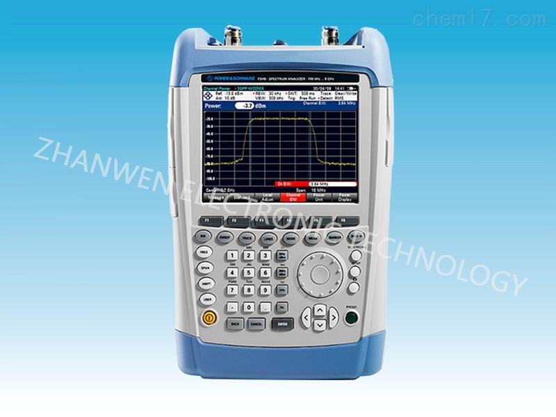 德国RS罗德与施瓦茨手持式频谱分析仪