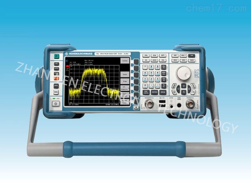 德国RS罗德与施瓦茨频谱分析仪FSL系列