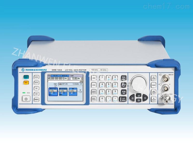 德国RS罗德与施瓦茨射频与微波信号发生器