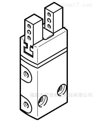 DHPS-6-A FESTO气爪