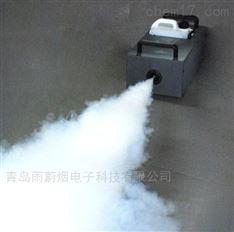 大雾天开车该怎么使用车灯纯白色烟雾机