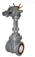 PZ941TC电动耐磨陶瓷排渣阀厂家