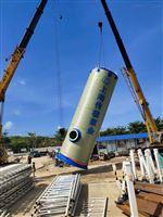 三亚一体化预制泵站施工