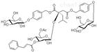 手参苷VII白及标准品,分子式C51H64O24