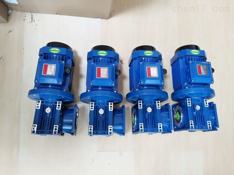 直销利政牌优质方壳RV063+1.1KW减速电机