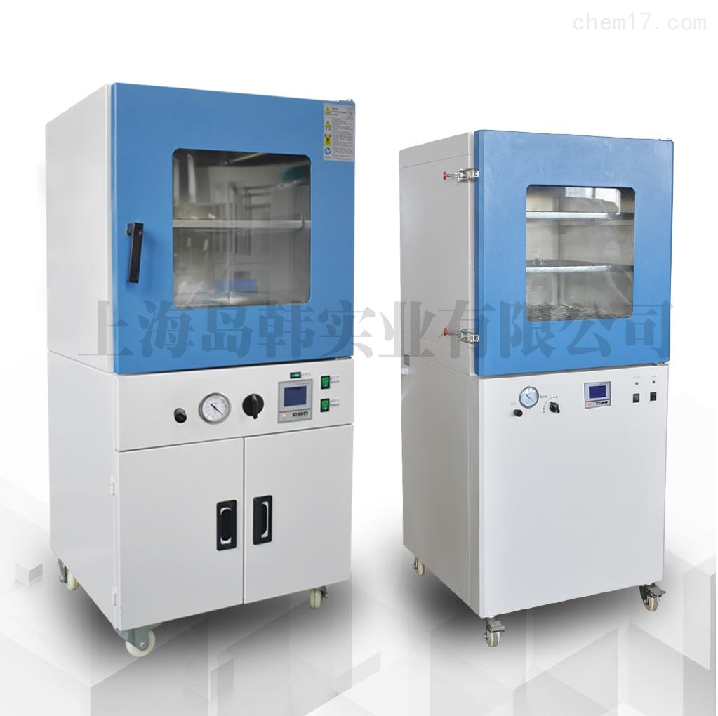 立式液晶真空烘箱数显电热恒温真空干燥箱
