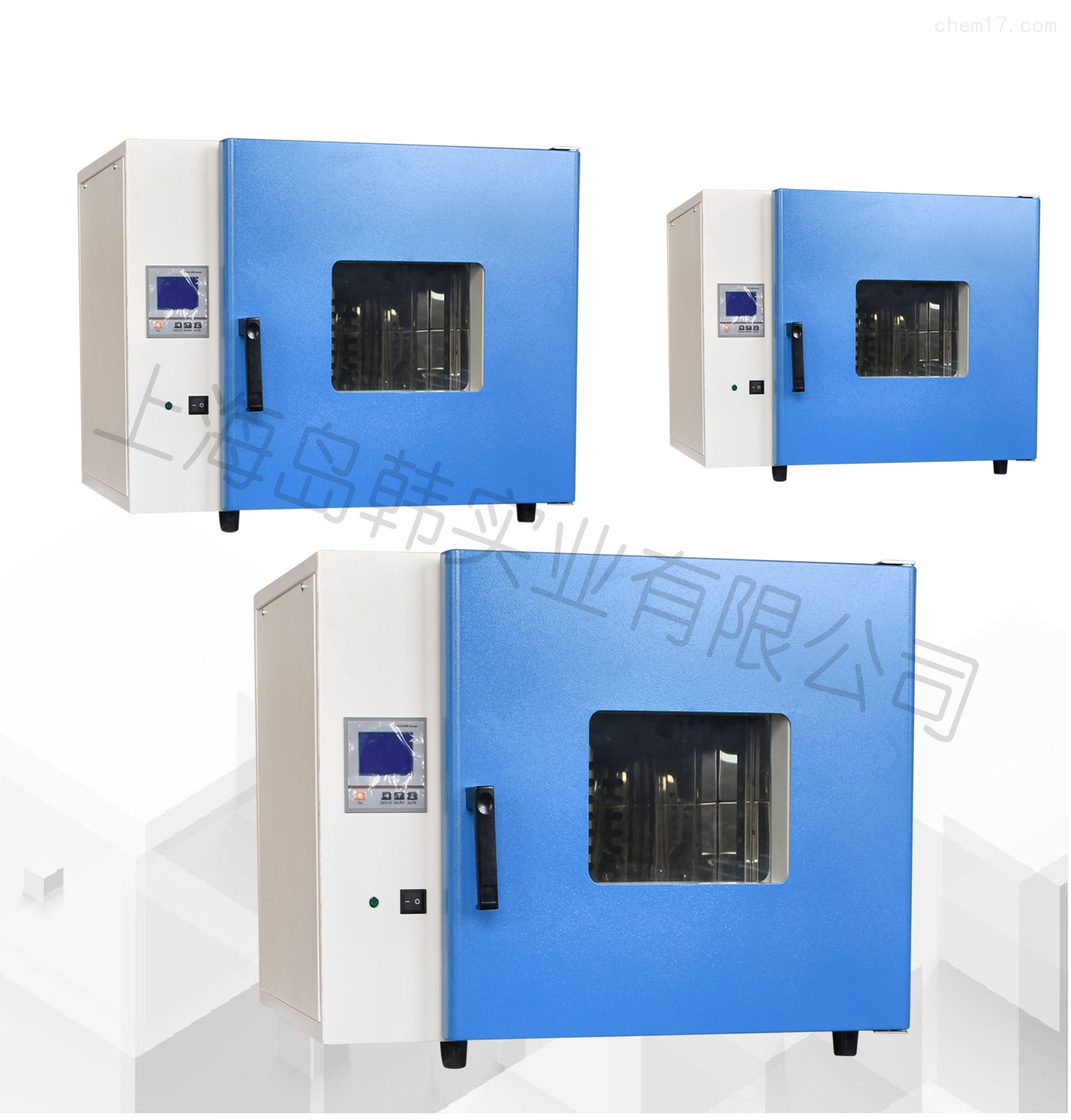 大型烘箱培养箱干培两用实验电热干燥箱热风