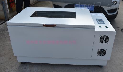 台式冷冻恒温振荡器