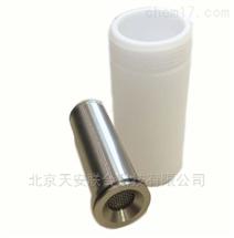 油烟采样滤筒 带盖聚四氟乙烯圆柱形
