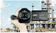 便携式一体式防爆摄像机