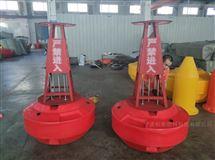 新安江水电站圆柱形拦污浮体