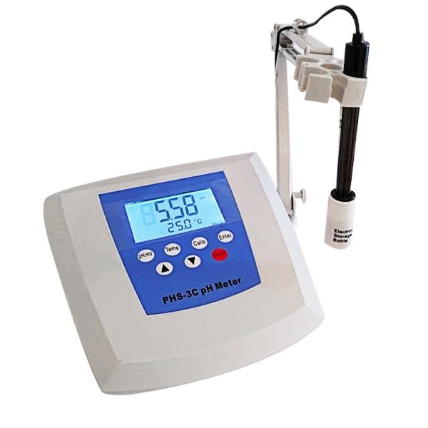 PHS-3C臺式精密數顯酸度計