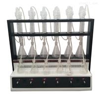 HT-108A凯氏氮、油中水份 去自动蒸馏处理设备