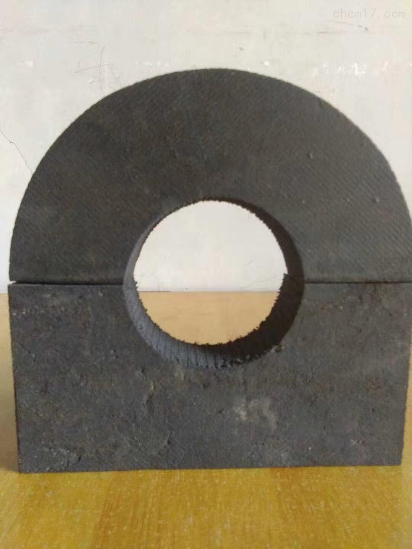减振木托 防震垫木管道防腐垫木