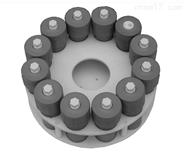 高通量智能微波消解仪不锈钢腔体