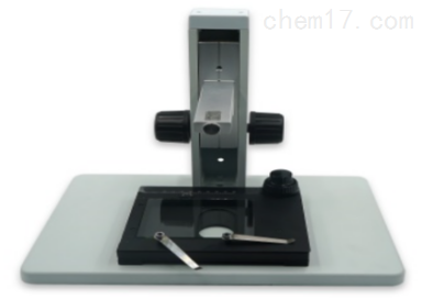 三维可微调测量平台