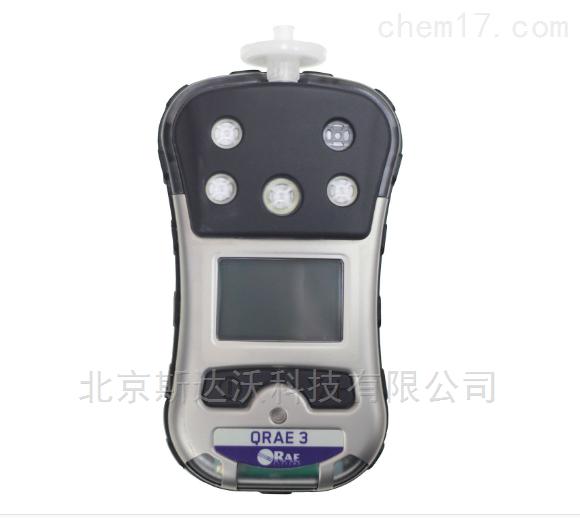 供应华瑞PGM-2500四合一气体检测仪-SO2