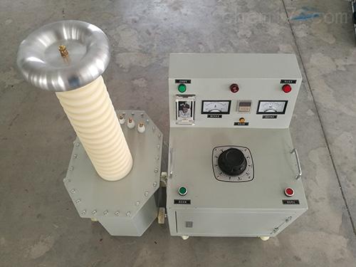 6KVA 10KVA 50KV工频交直流试验变压器