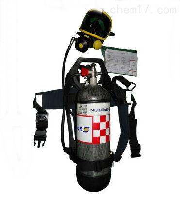 霍尼韋爾C900帶瓶表正壓空氣呼吸器SCBA123K