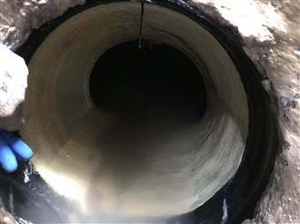 无锡市政污水管道紫外线光固化修复CIPP