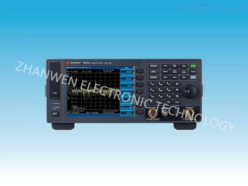 是德KEYSIGHT基础频谱分析仪N9322C