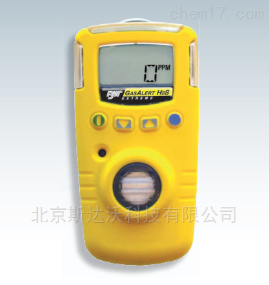 供应加拿大GasAlert Extreme单一气体检测仪