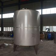 白菜價處理二手10噸不銹鋼液體儲罐
