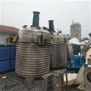 哪里能买到二手10吨不锈钢外盘管反應釜
