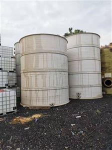 直销二手30吨PP储罐价格低质量好