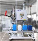 溶剂灌装机 金属清洗剂包桶设备