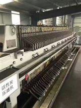 回收污水处理二手隔膜厢式压滤机用途