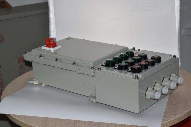 不锈钢防爆配电箱 200防爆控制箱