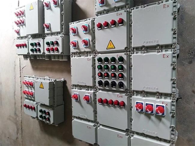BXMD53-防爆配电箱 智能防爆操作柱