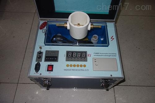 试油机 绝缘油介电强度测试仪