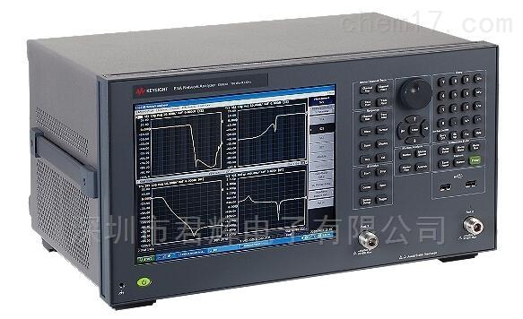 是德E5063A矢量网络分析仪