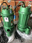WQD15-15-1.5單相無堵塞潛水排污泵