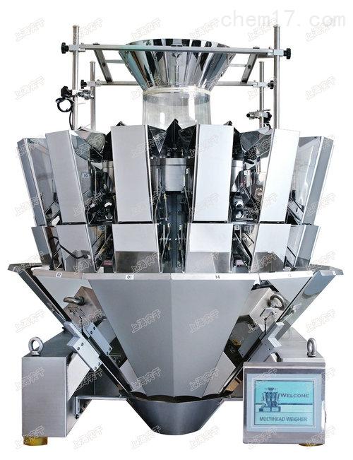 包装辅助设备组合秤,智能防水电脑多头秤