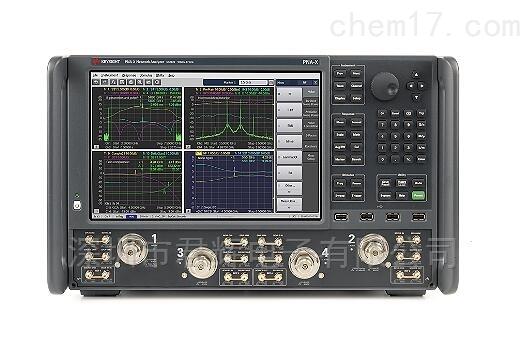 是德N5242B微波网络分析仪