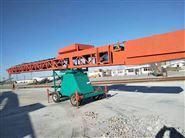 大型轉向伸縮輸送機 礦用沙石運輸機