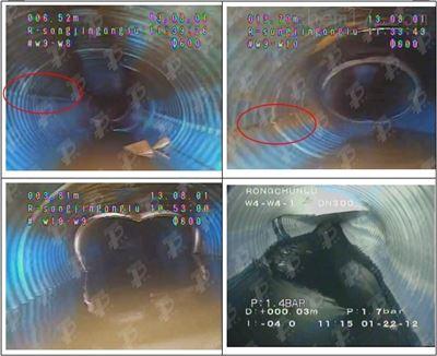 污水管道清淤疏通清洗视频检测修复改造全套