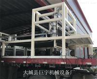 新型全自动水泥发泡板设备生产线