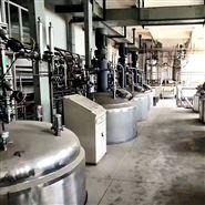国鑫出售九成新保温夹套不锈钢發酵罐