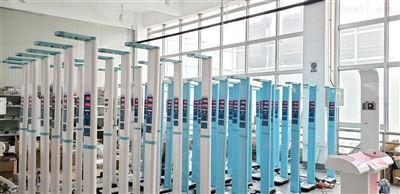 SH -700折叠便携式身高体重测量仪智能体检一体机