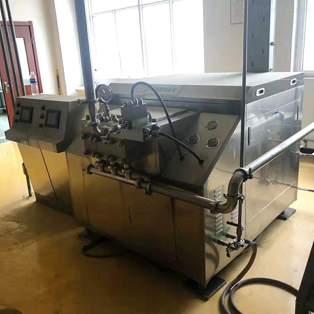 3000升流量600公斤二手高压均质机价格