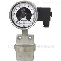 DPGS43.100, DPGS43.160德国WIKA老虎机电接点压力表